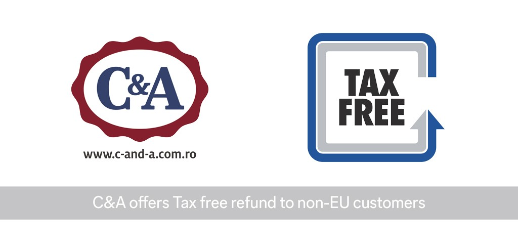 TAX FREE C&A Romania