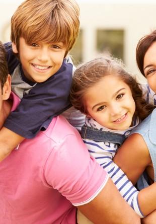 Îmbracă-ți toată familia cu un buget mic!