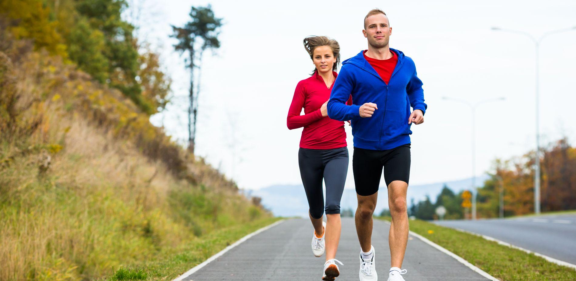 Sfaturi utile pentru joggingul de toamnă