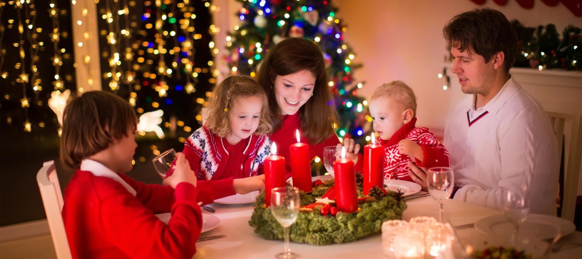 6 idei magice pentru masa de Crăciun