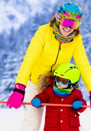 Cel mai bun echipament pentru sporturile de iarnă!