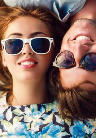 Alege-ți ochelarii de soare în forma feței, dar și de tendințe