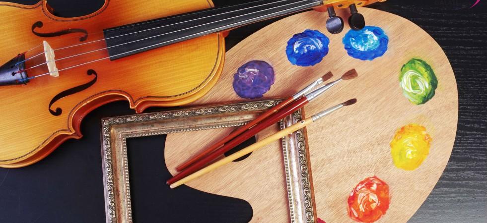 Ateliere de Pictură și Muzică