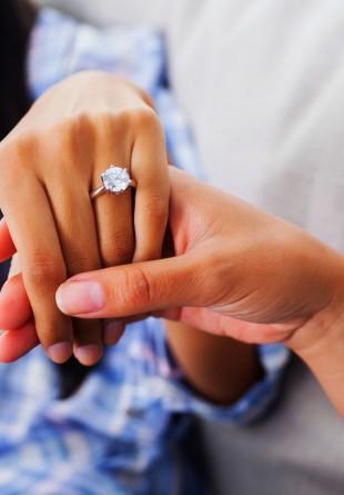 Rafinamentul unui simplu inel de argint