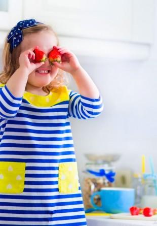 Cele mai vesele gustări sănătoase pentru copilul tău