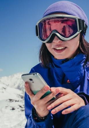 Cele mai utile aplicații pentru iubitorii sporturilor de iarnă