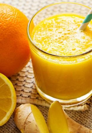 Combate răceala cu cel mai bun smoothie