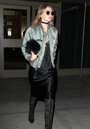 Cum să te îmbraci ca Gigi Hadid la reduceri
