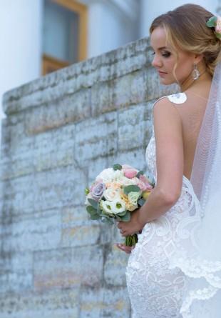 Inspirație: cele mai frumoase rochii de mireasă purtate de vedete