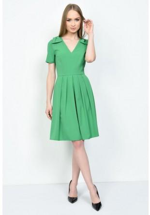 TREND ALERT: Little greenery dress