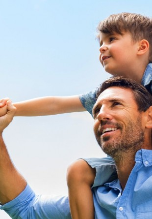 INSPIRAȚIE: Ținute asortate pentru echipa tată-fiu