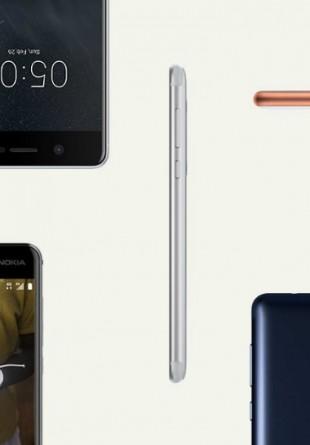 Descoperă cele mai noi smartphone-uri Nokia!