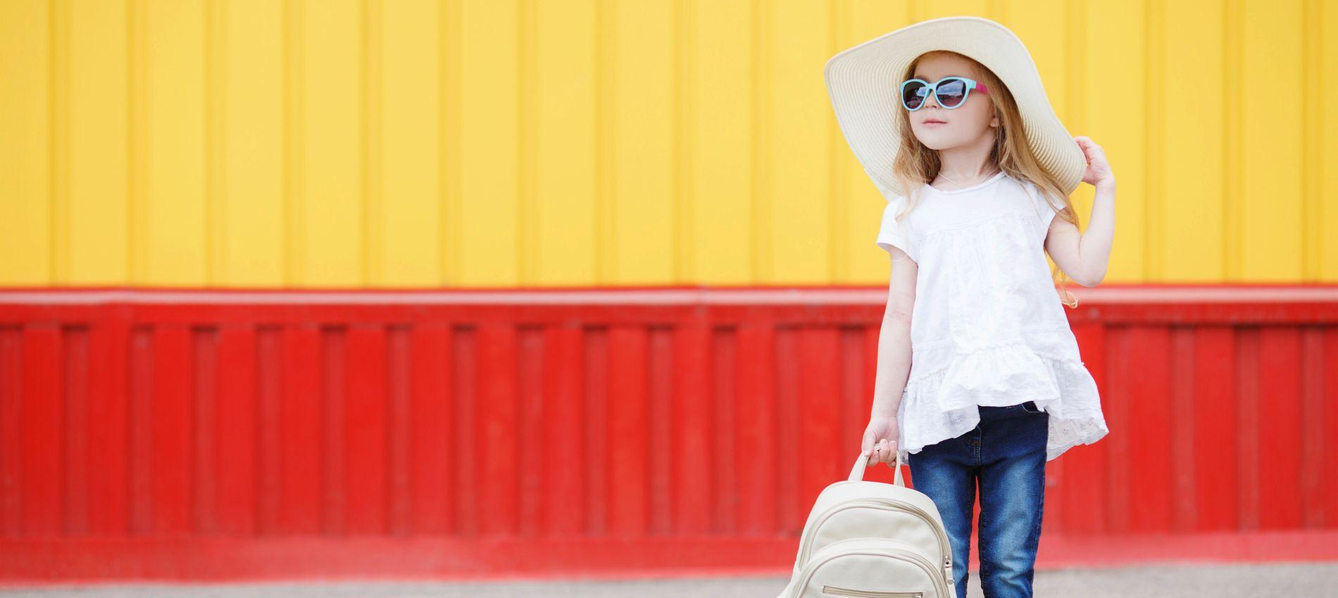 Lecție de stil de vară pentru micile domnișoare