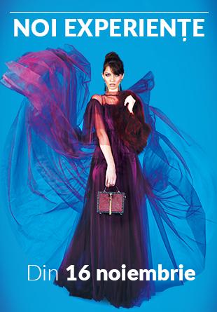 Din 16 noiembrie, noi magazine te așteaptă la Shopping City Galați!