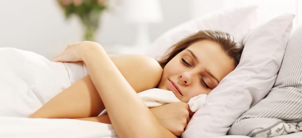 5 sfaturi pentru a dormi ca un bebeluș